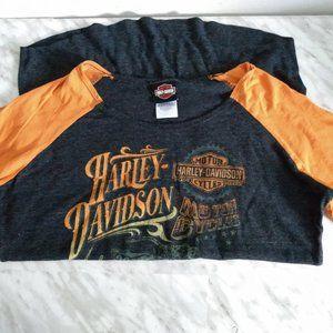 Women's Harley shirt